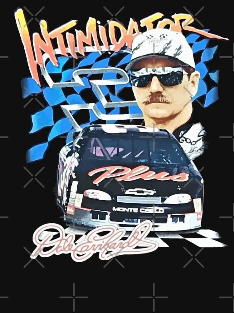 RedBubble: Dale Earnhardt The Intimidator