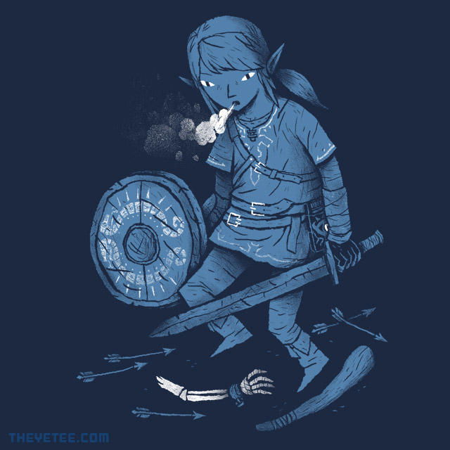The Yetee: Breath of the Hero