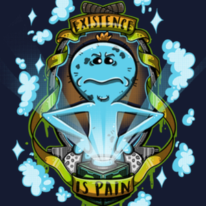 Qwertee: Existence is pain
