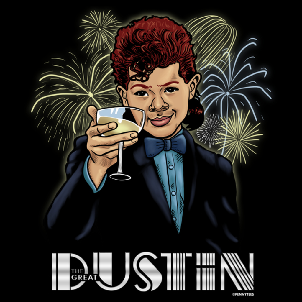 NeatoShop: The Great Dustin