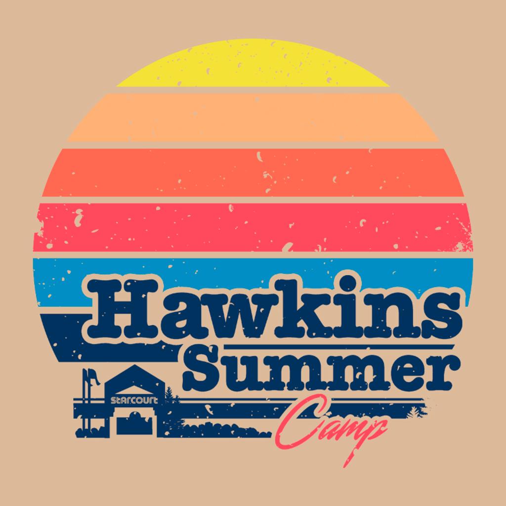 Pampling: Hawkins Summer Camp
