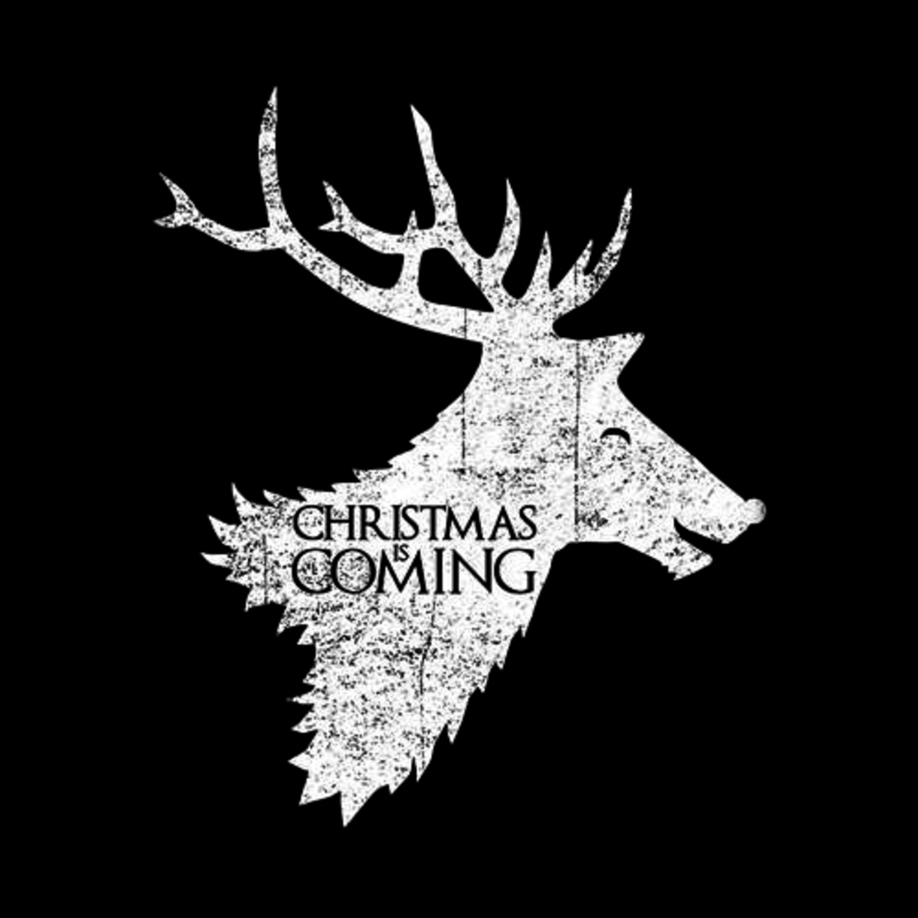 Five Finger Tees: Christmas Is Coming T-Shirt