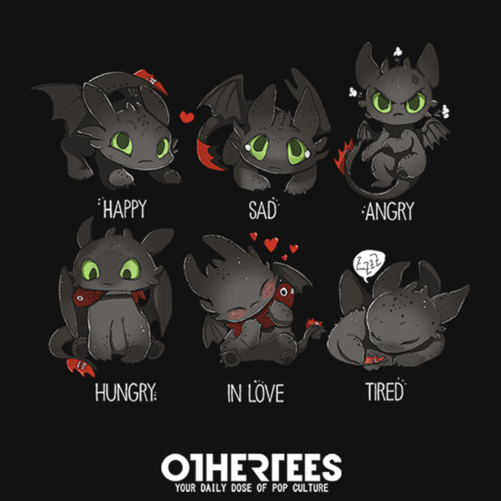 OtherTees: How Dragon Feels