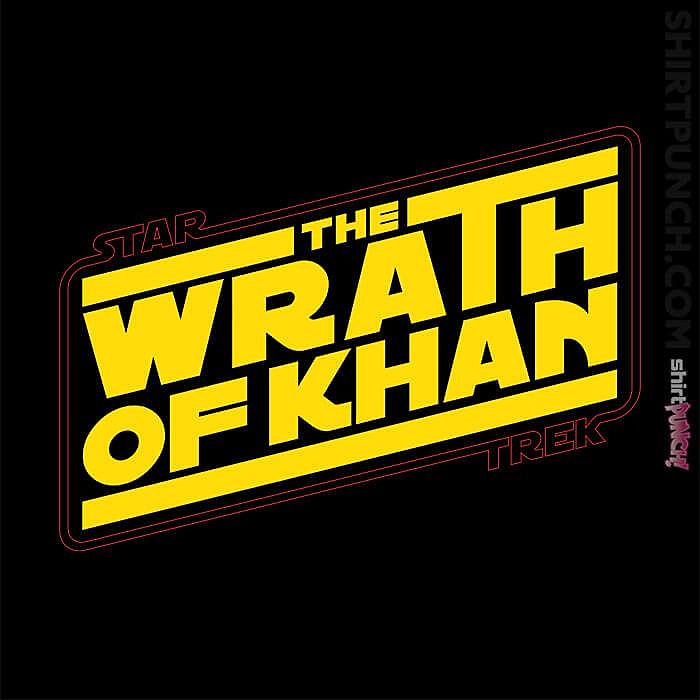 ShirtPunch: Wrath of Khan