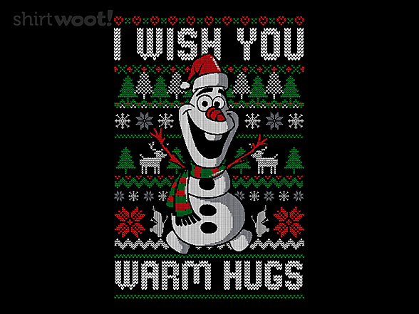 Woot!: Wishing You Warm Hugs
