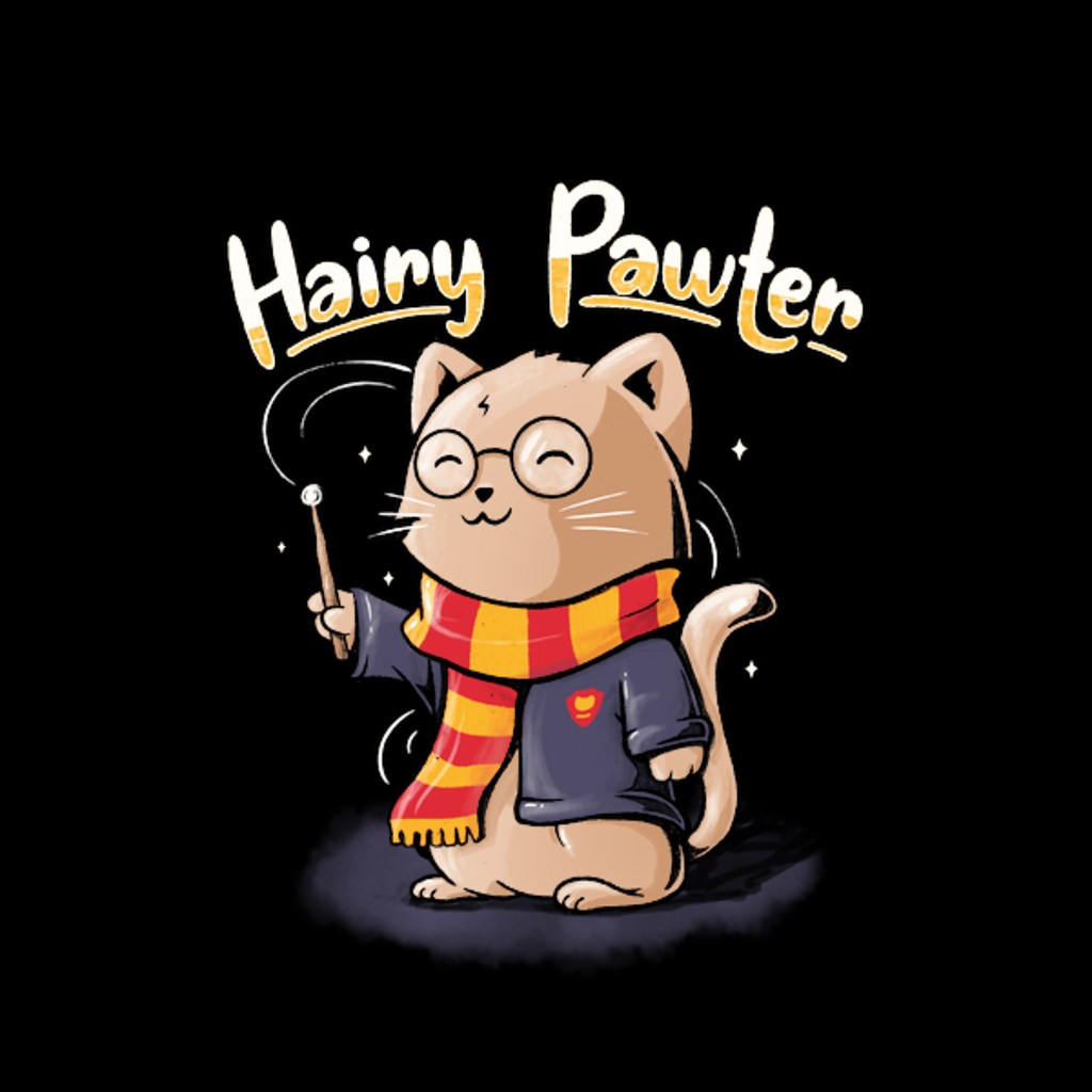 NeatoShop: Hairy Pawter