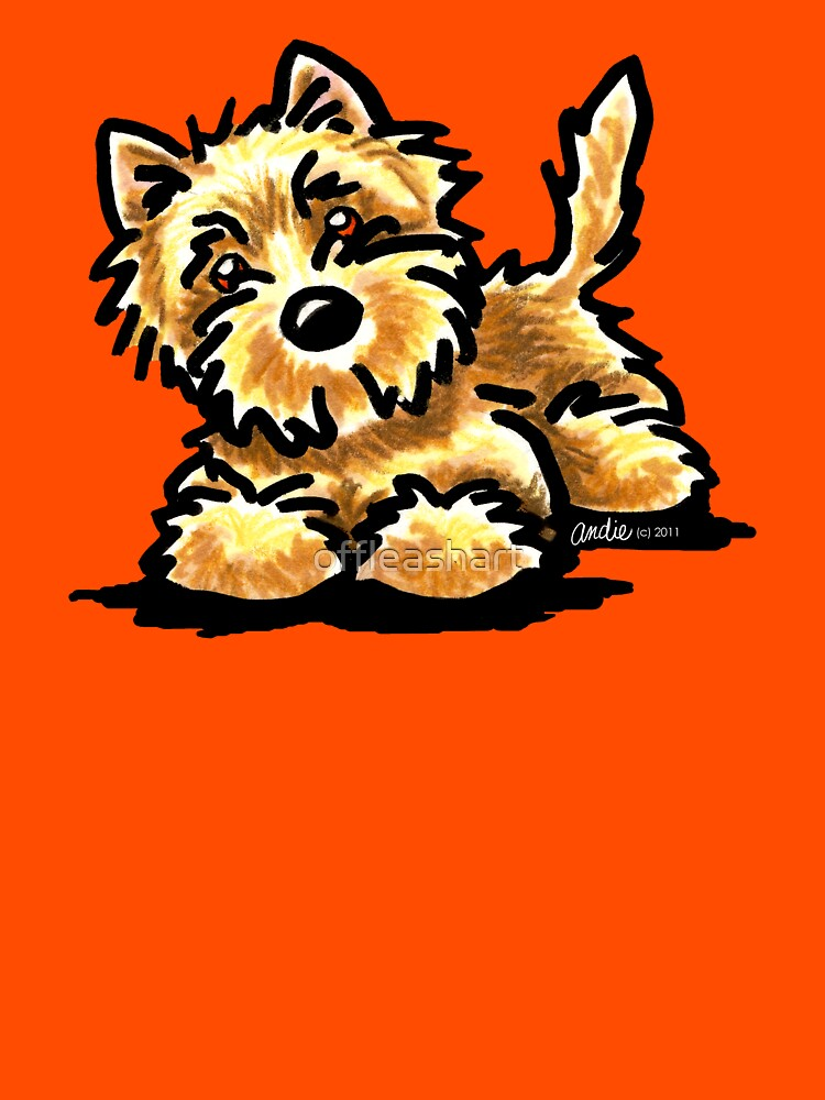 RedBubble: Wheaten Cairn Terrier