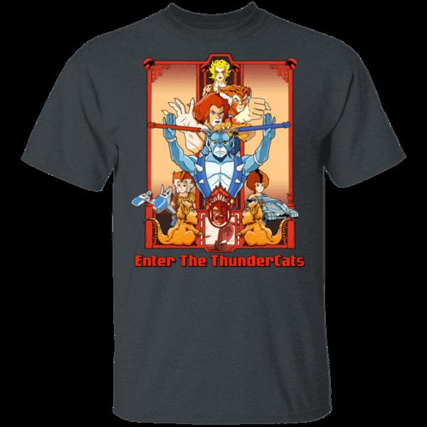 Pop-Up Tee: Enter The Thundercats