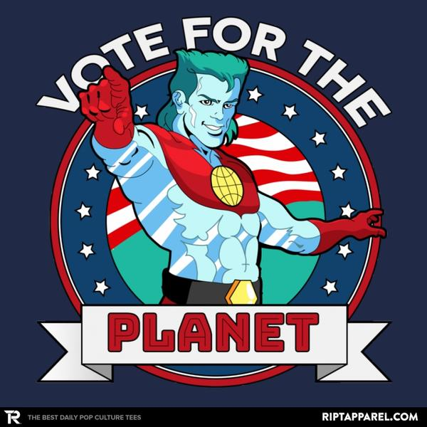 Ript: Vote for the Planet