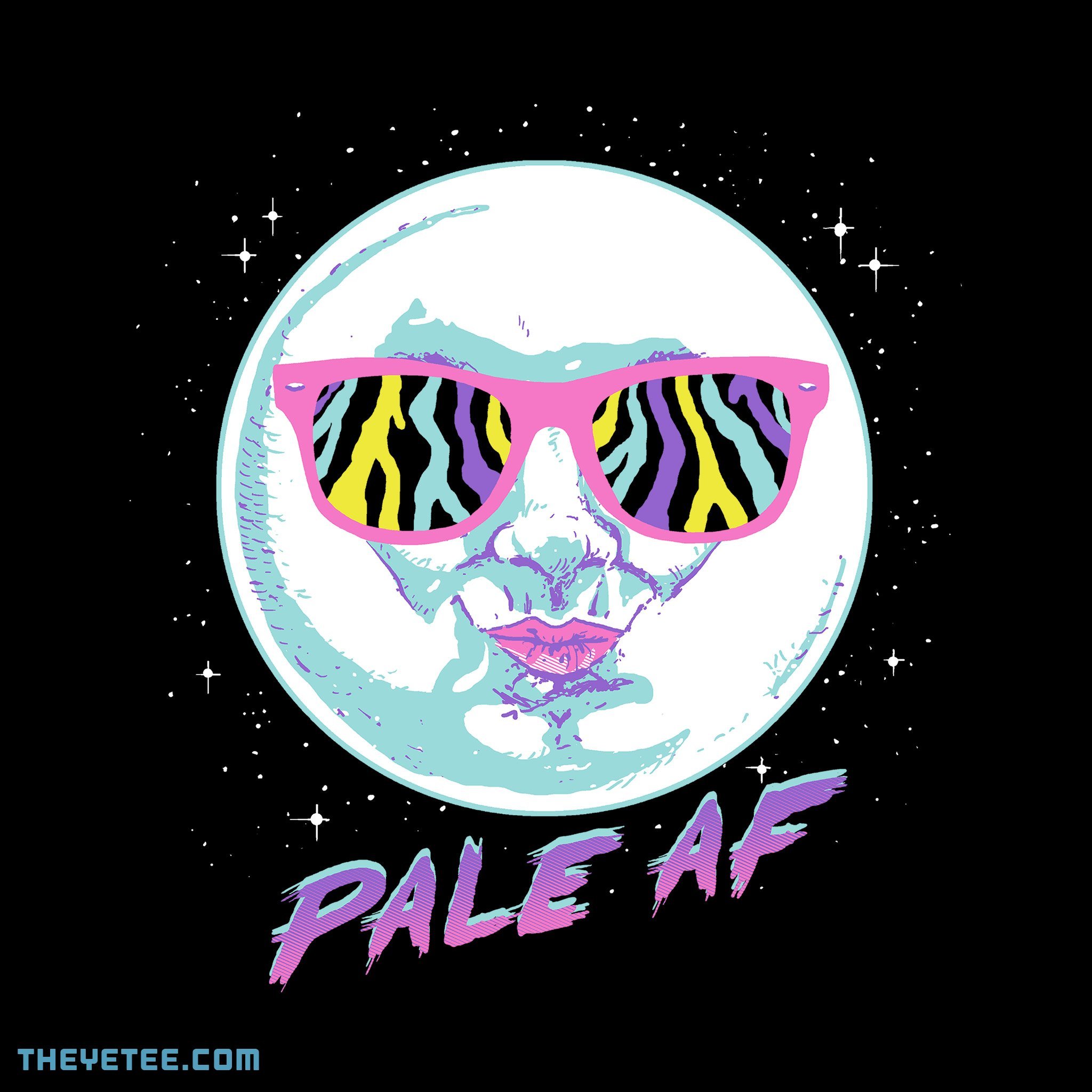 The Yetee: Pale AF