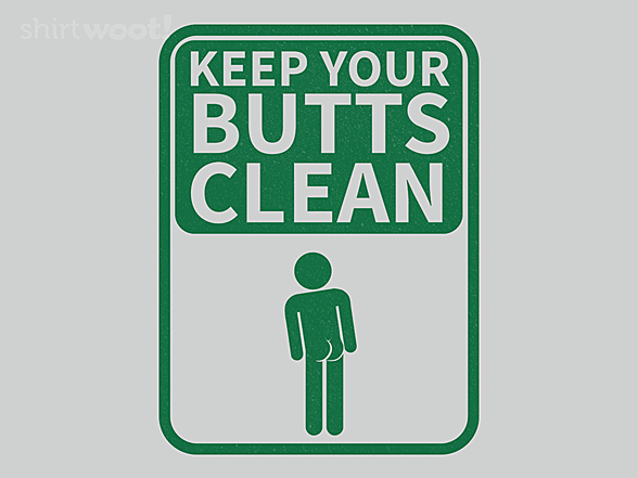 Woot!: Warning About Butts