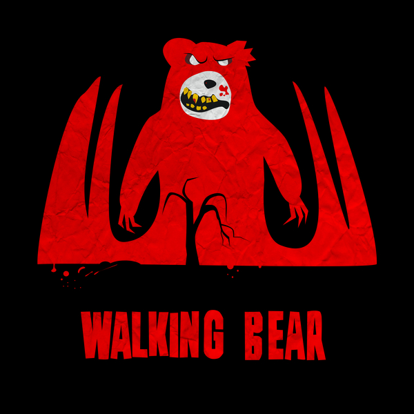NeatoShop: Walking Bear