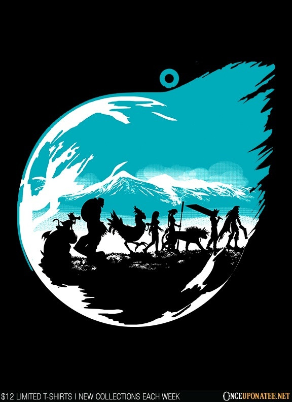 Once Upon a Tee: Fellowship of the Fantasy