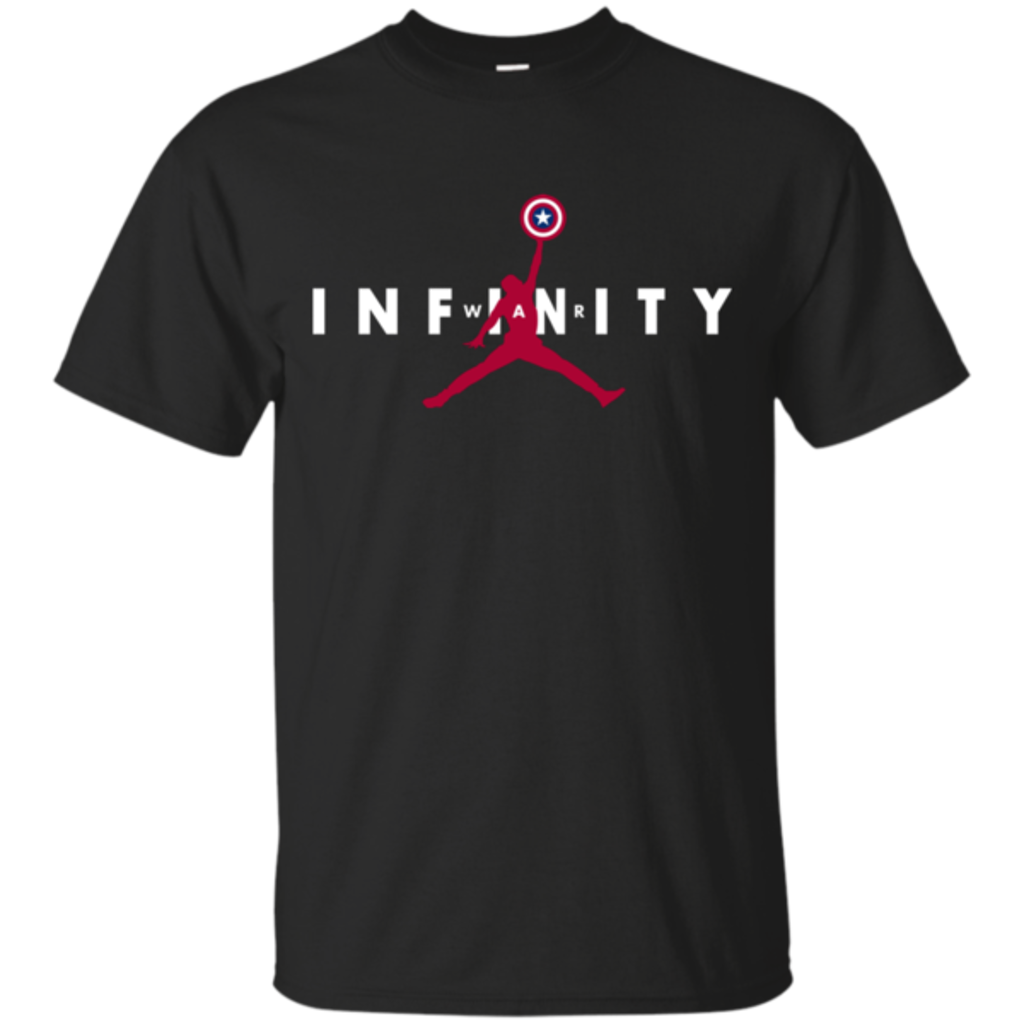 Pop-Up Tee: Infinity Air