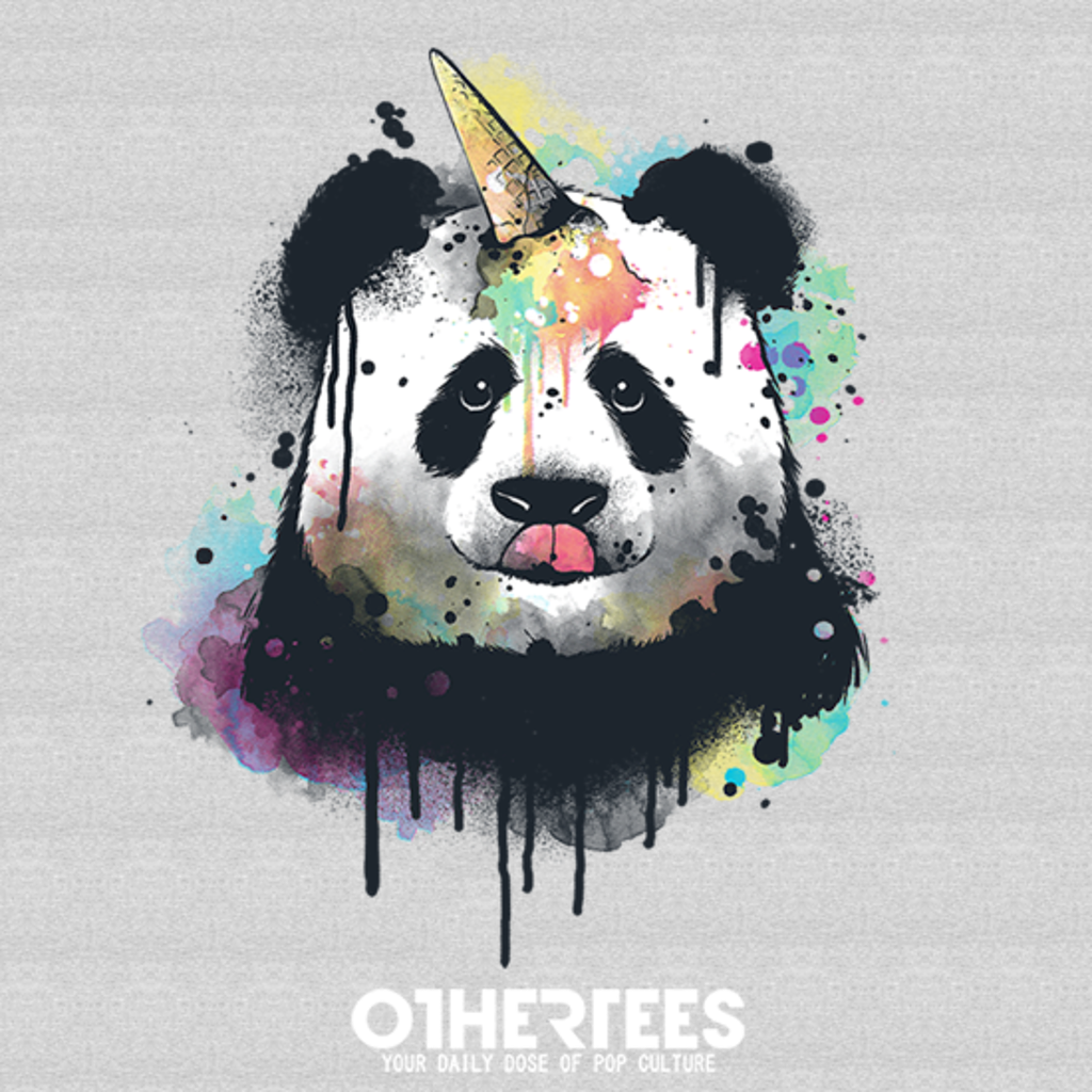OtherTees: ice cream pandacorn