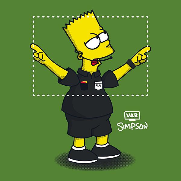 NeatoShop: VAR Simpson