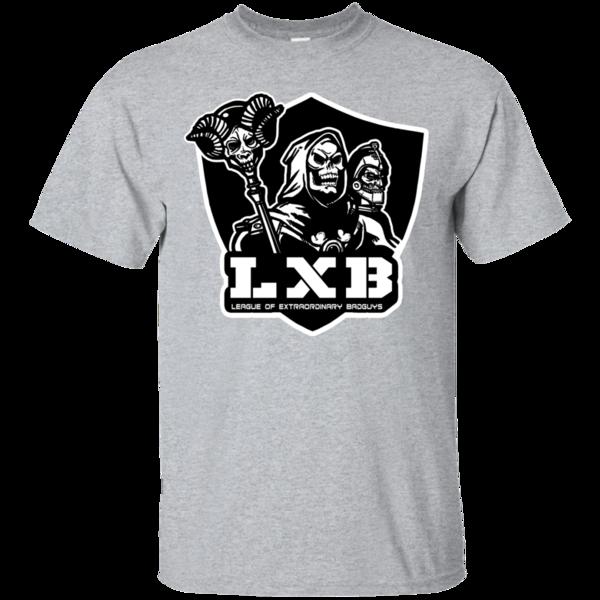 Pop-Up Tee: LXB