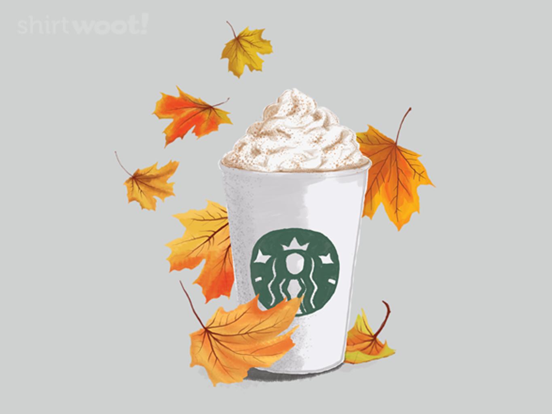 Woot!: Pumpkin Spice Season