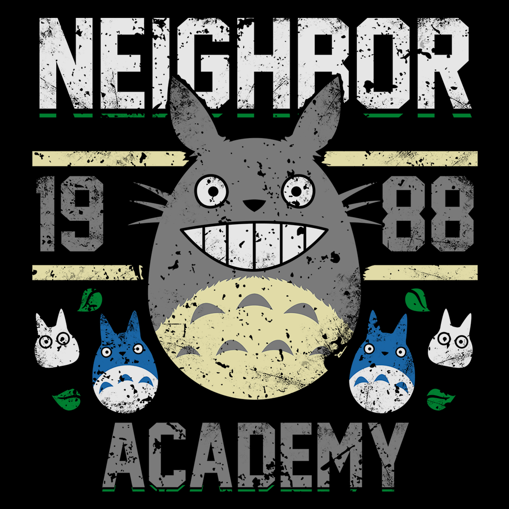 Pop-Up Tee: Neighbor Academy