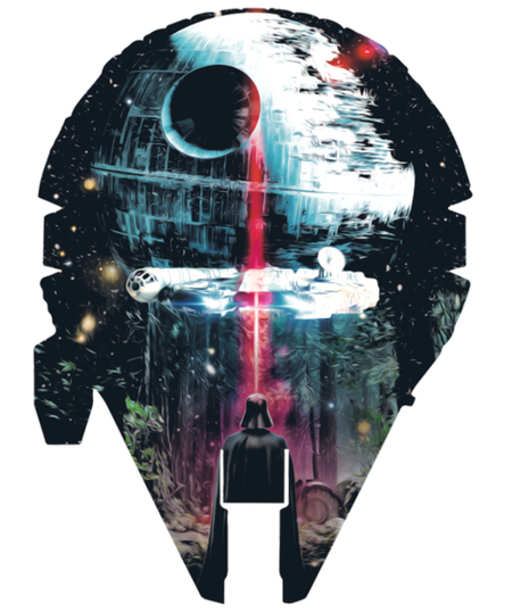Qwertee: That's No Moon