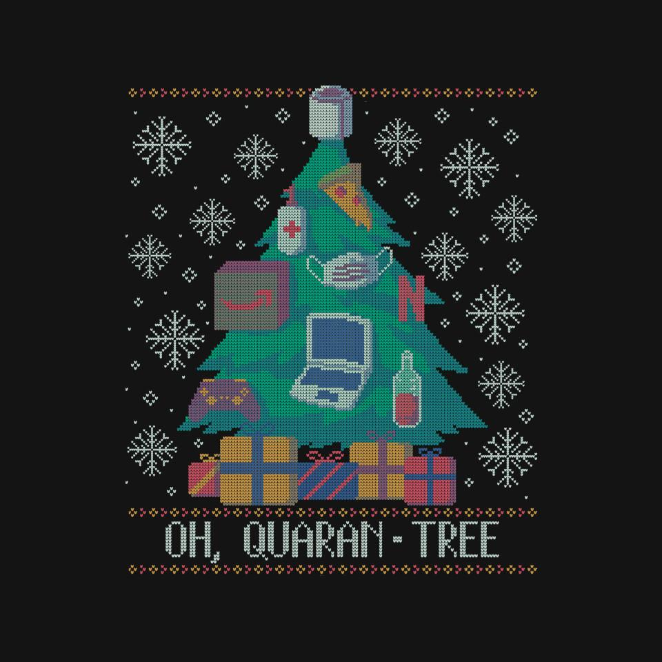 TeeFury: Quarantree