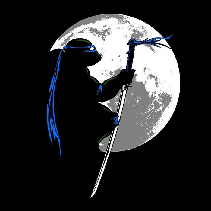 Once Upon a Tee: Moon Katana