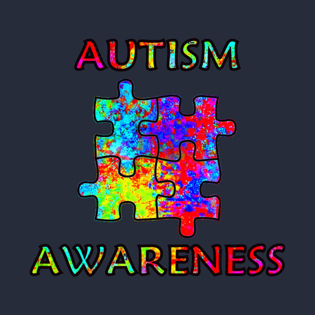 TeePublic: Autism Awareness
