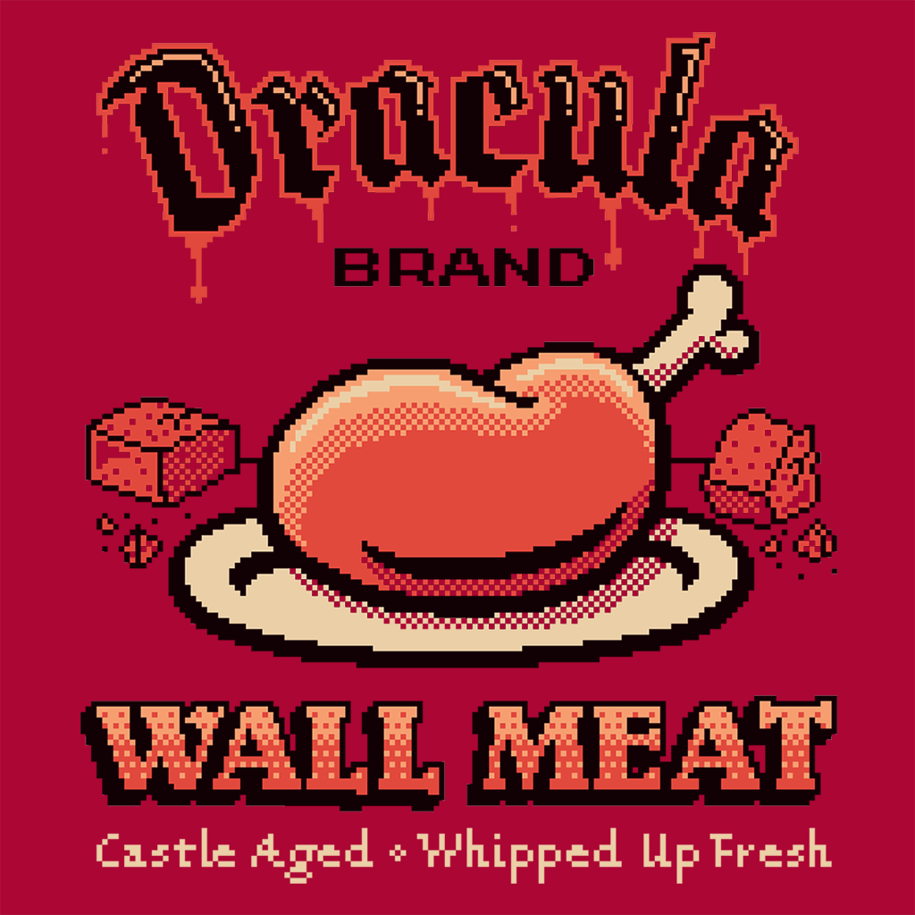 Pop-Up Tee: Wall Meat