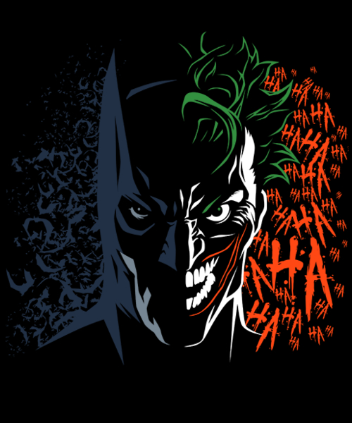Qwertee: Face to Face