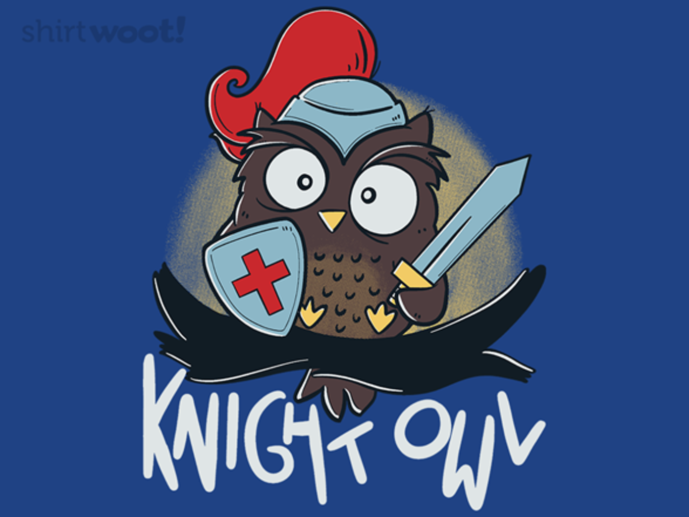 Woot!: Knight Owl