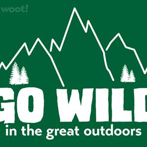 Woot!: Go Wild