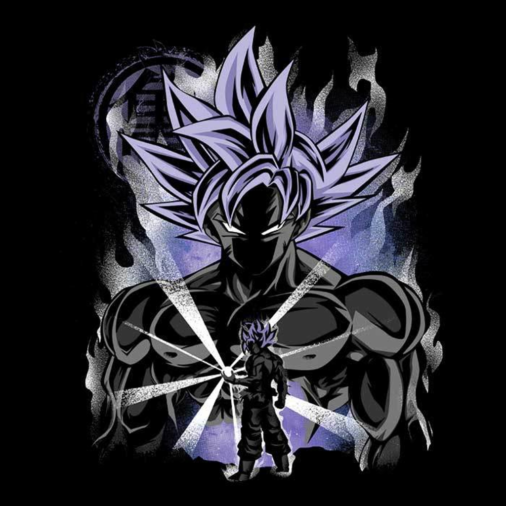 Once Upon a Tee: Ultra Instinct Hero