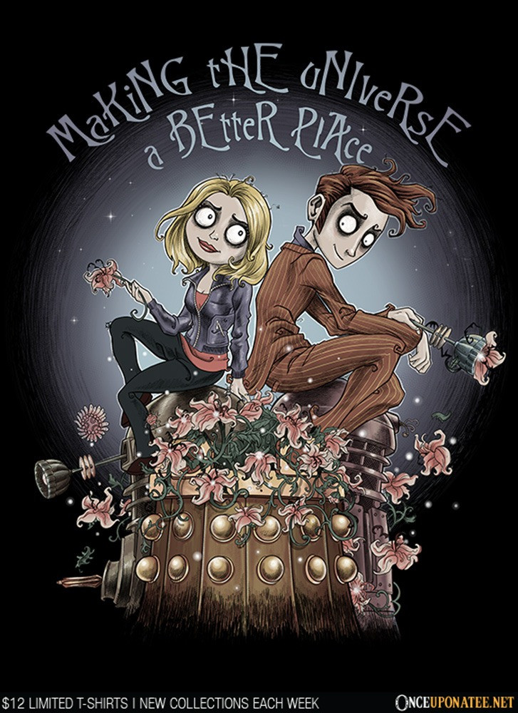 Once Upon a Tee: Making the Universe a Better Place