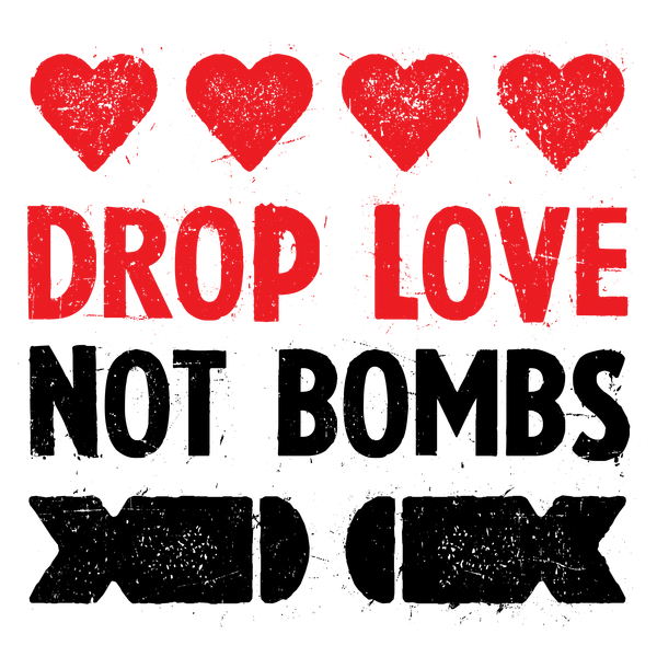 NeatoShop: Love Not Bombs