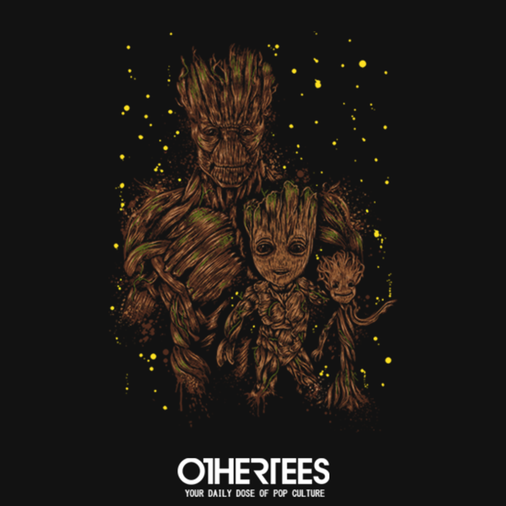 OtherTees: The Evolution of Groot