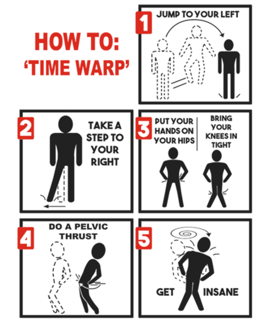 Qwertee: How to Time Warp