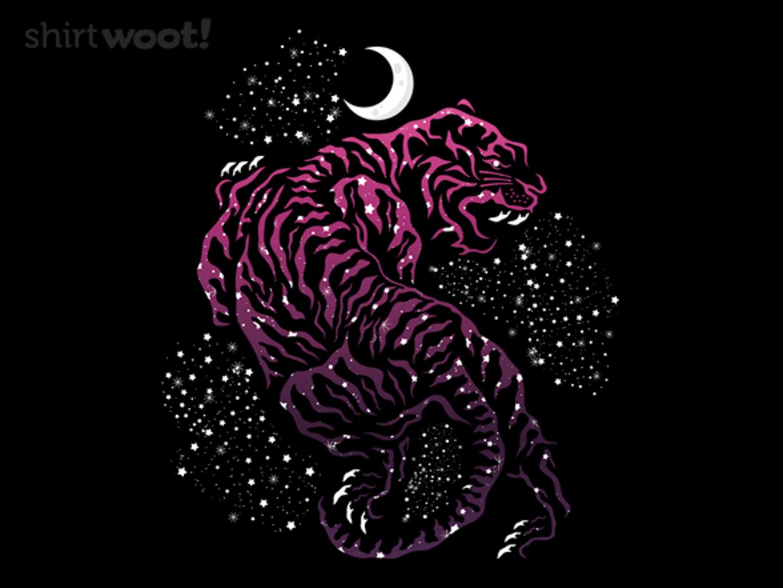 Woot!: Tiger Burning Bright