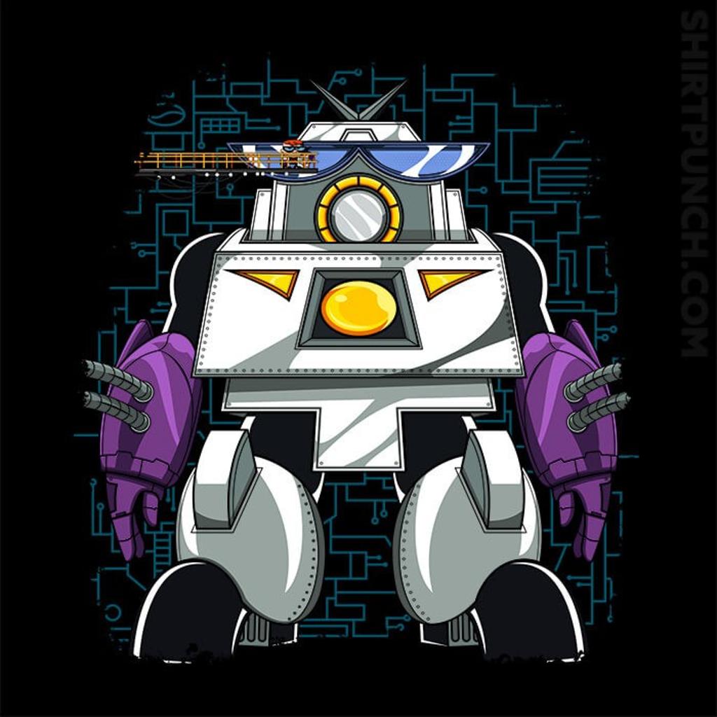 ShirtPunch: Jaeger Dexo-2000