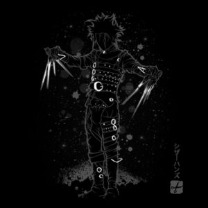 Once Upon a Tee: The Scissorhands