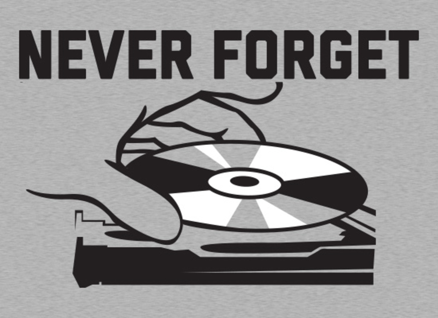 SnorgTees: Never Forget