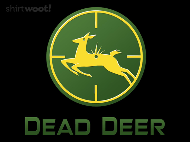 Woot!: Dead Deer
