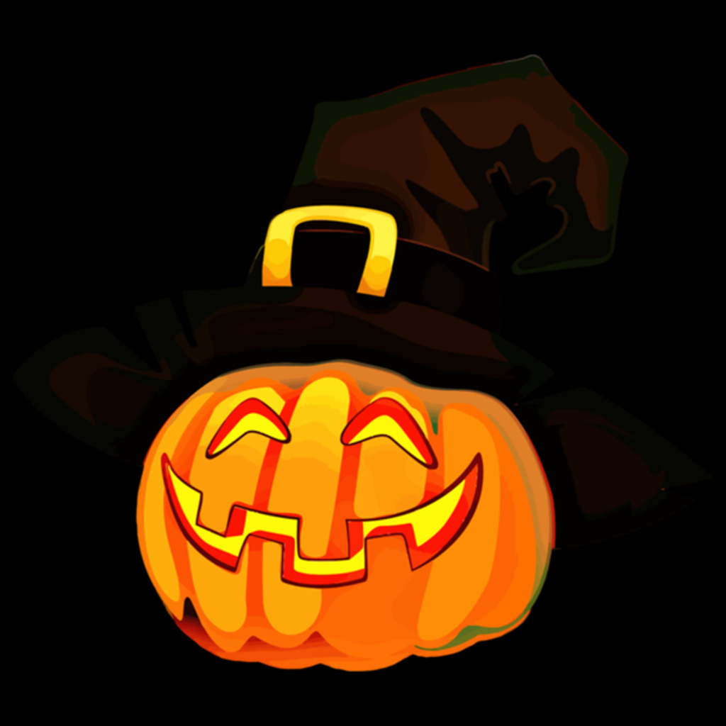 NeatoShop: Halloween : Pumpkin Witch