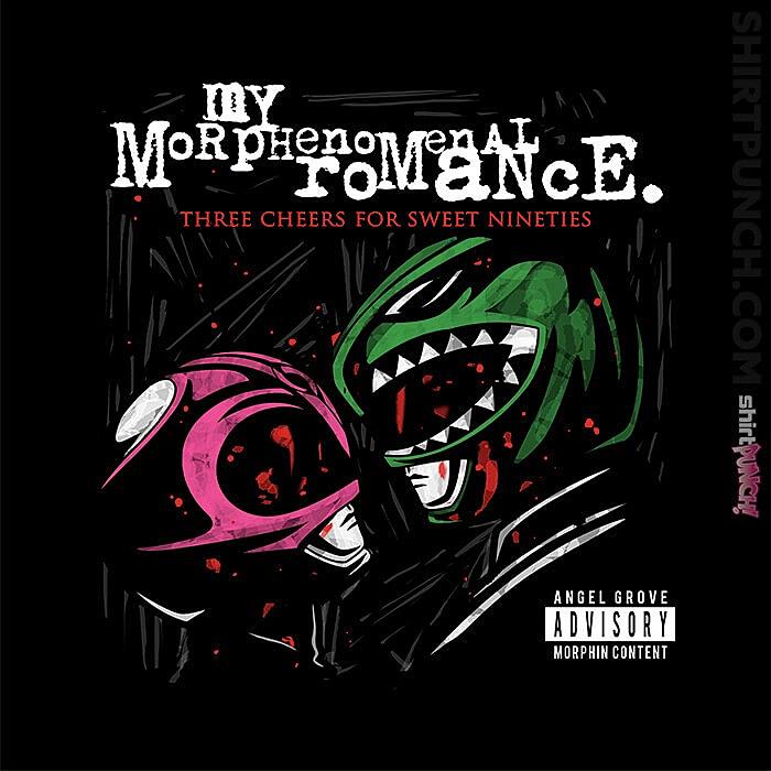 ShirtPunch: My Morphenomenal Romance