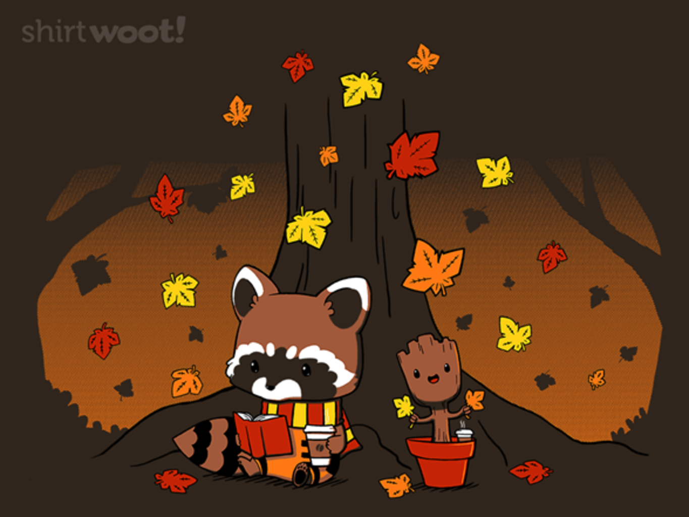Woot!: I Have a Plan (for Fall)