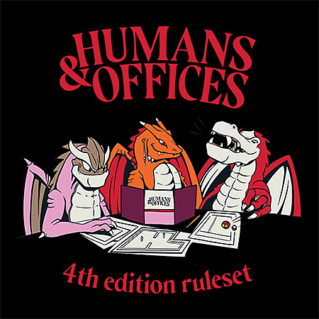 MeWicked: Humans & Offices - Dungeons & Dragons from the Upside Down