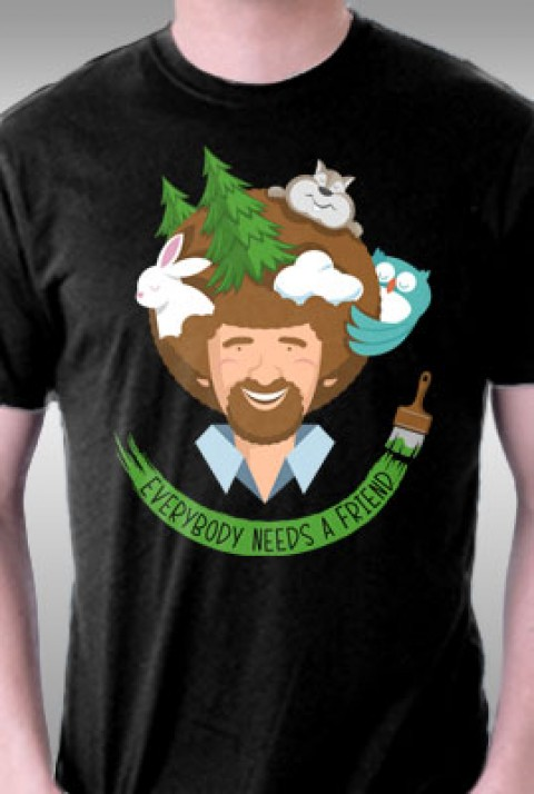 TeeFury: Everybody Needs a Friend