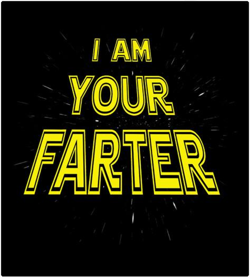 Shirt Battle: I Am Your Farter
