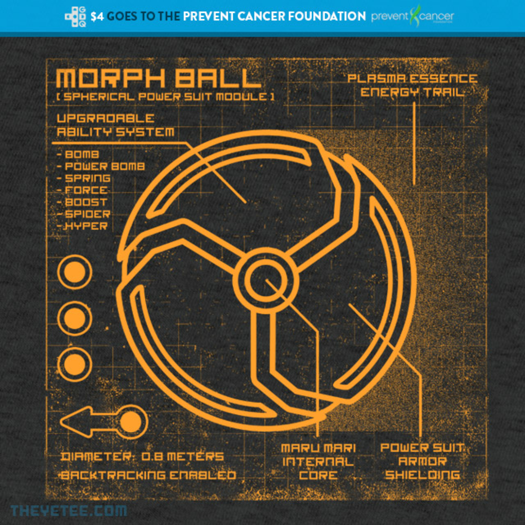 The Yetee: Backtracking Blueprints