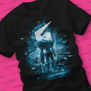 ShirtPunch: Samus Storm