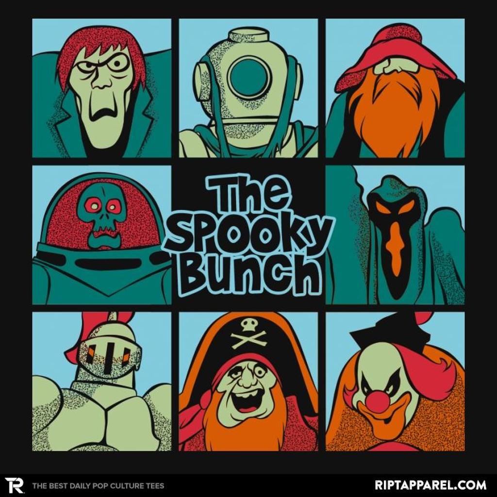 Ript: The Spooky Bunch